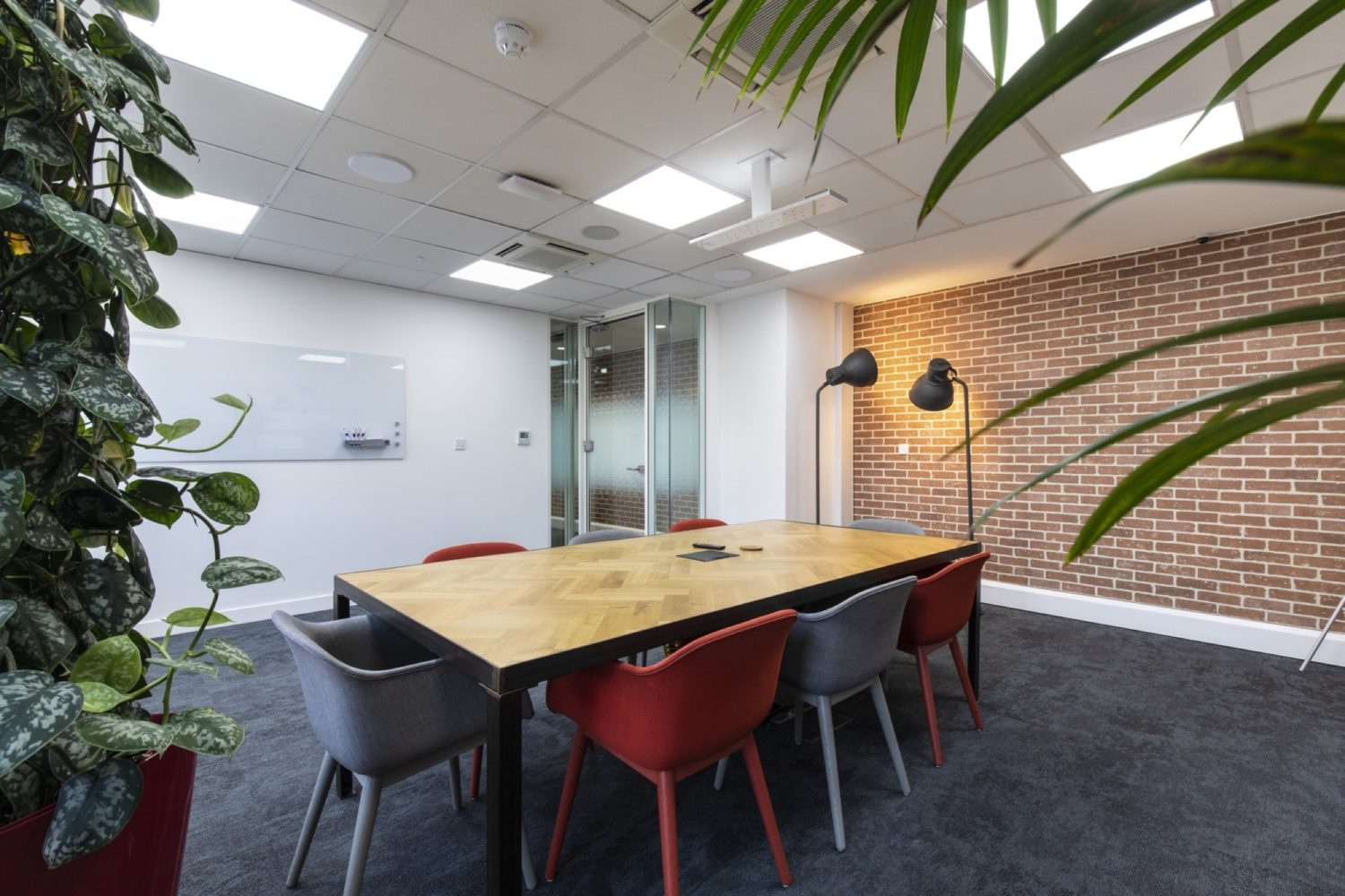 Epic breakout area fit out