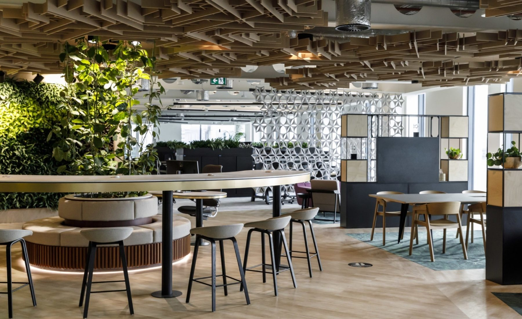 JLL Manchester office fit out