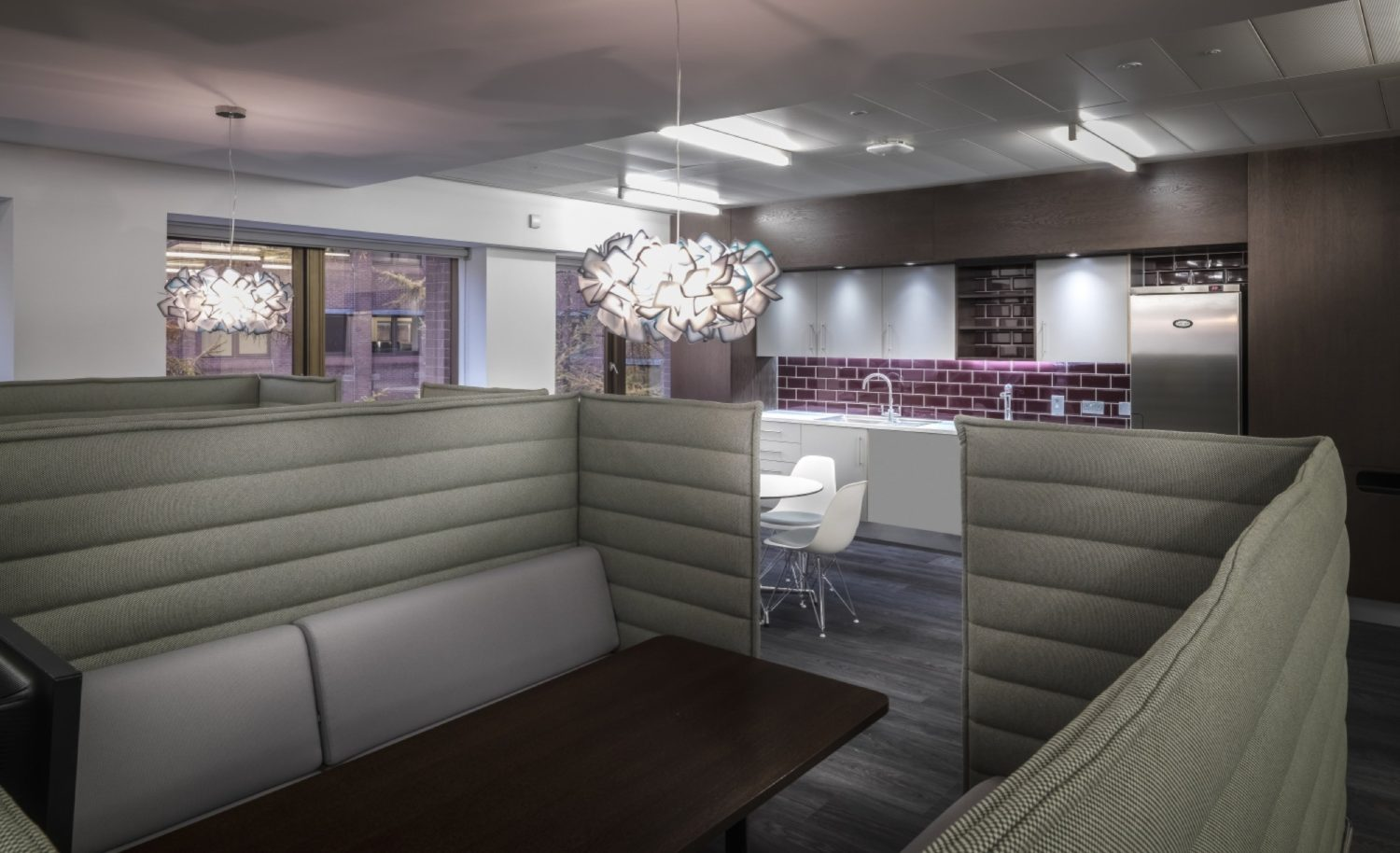 Network Rail meeting booth fit out