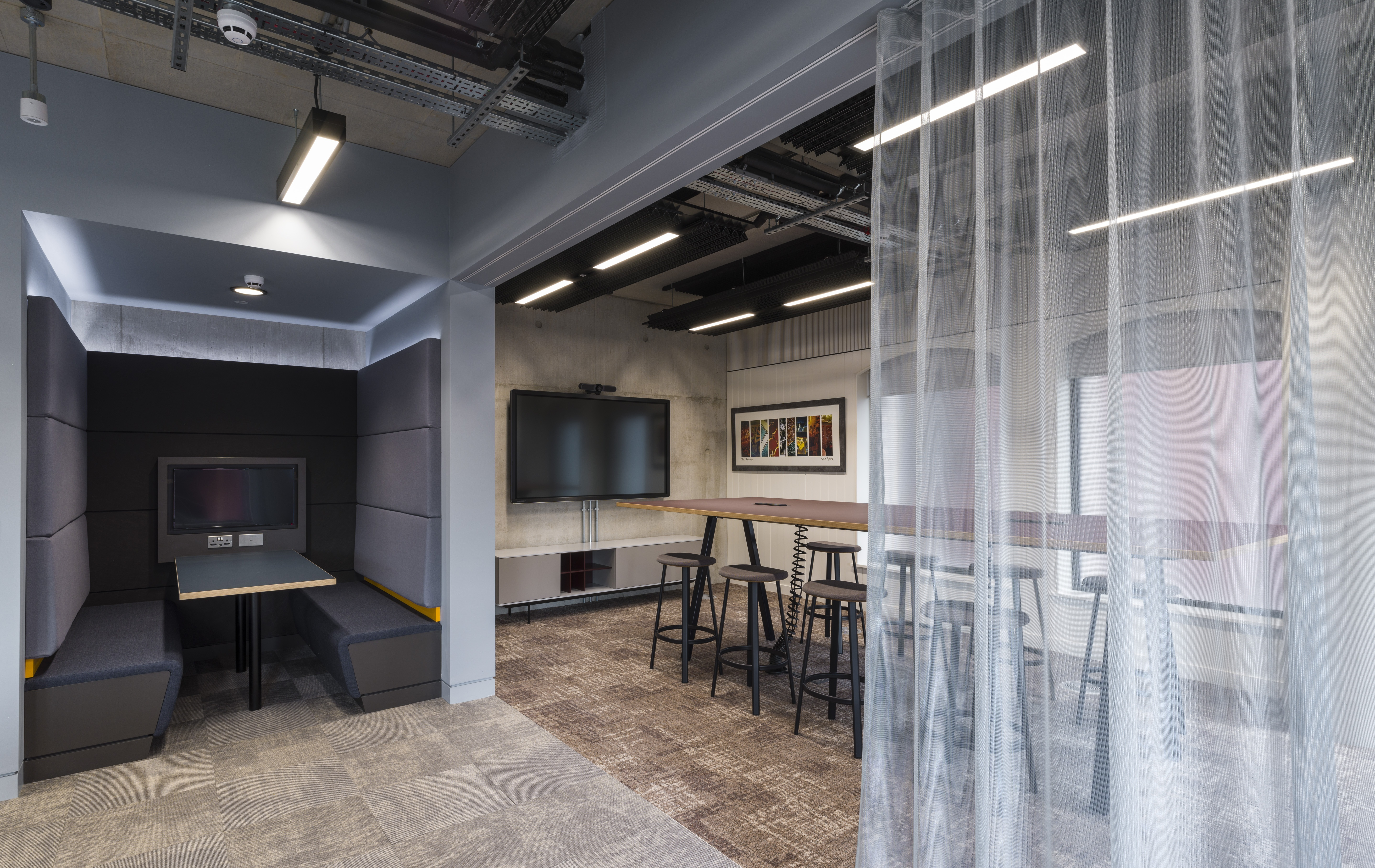 Muse modern office fit out